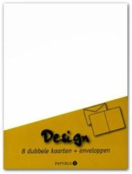 Envelop Papyrus 114x162mm wit