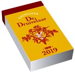 Dagscheurkalender 2019 de Druivelaar Nederlandstalig