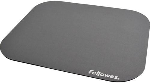 Muismat Fellowes standaard 200x228x4mm grijs