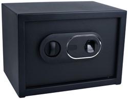 Kluis Pavo 350x250x250mm fingerprint electronisch zwart