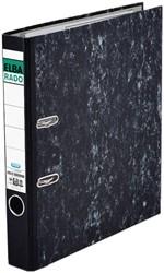 Ordner Elba Rado A4 50mm karton zwart gewolkt