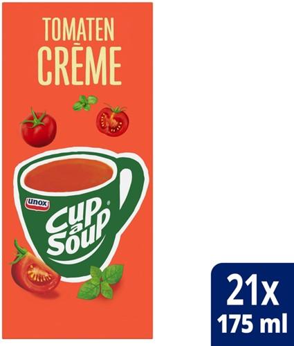 Cup-a-soup tomaten-cremesoep 21 zakjes