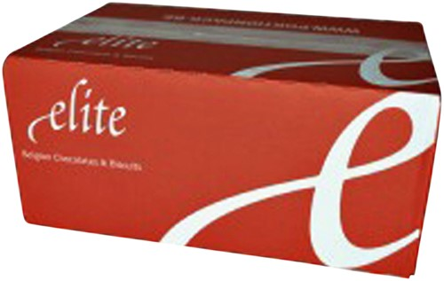 Koekjes Elite Coffee Time koekjesmix 120 stuks