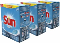 Vaatwastabletten Sun All-in-one 96 stuks-2