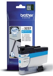 Inkcartridge Brother LC-3237 blauw