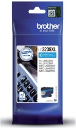 Inkcartridge Brother LC-3239XL blauw HC