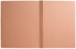 Binnenmap Quantore folio met ponsgaten