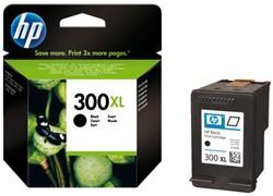 Inkcartridge HP CC641EE 300XL zwart HC
