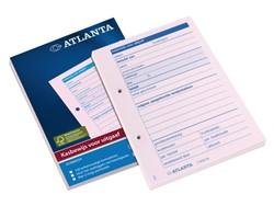 Kasbewijs Atlanta A5406-034 uitgaaf A6 100vel