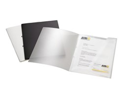 Offertemap Avanti Quotation file A4 wit transparant
