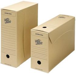 Archiefdoos Loeff Jumbo box 3007 - 370x255x115mm 1 STUK