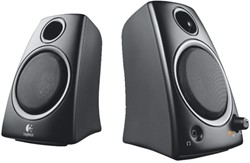 Speakerset Logitech Z130 5W zwart
