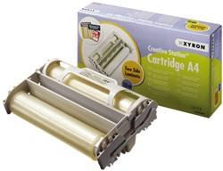 Lamineercassette Xyron A4 2x80MIC 10meter