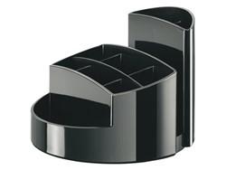 Pennenkoker Han 17460 Rondo 9-vaks zwart