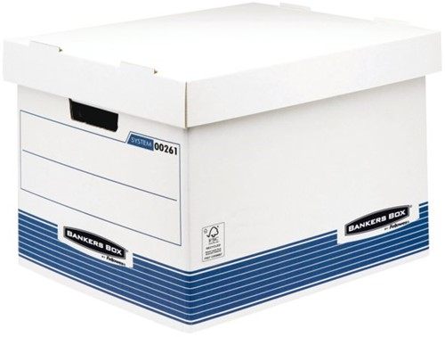 Archiefdoos Bankers Box system standaard-2
