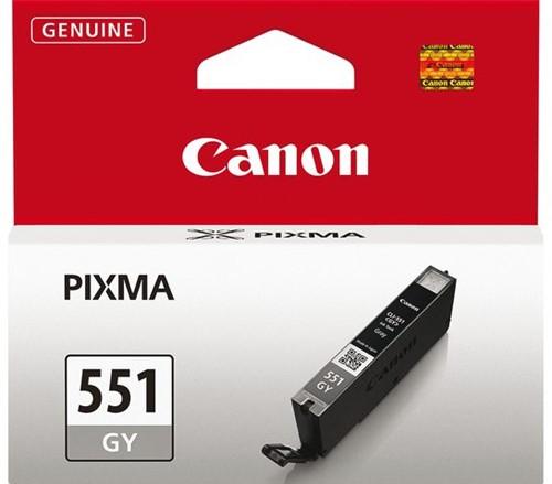 Inkcartridge Canon CLI-551grijs