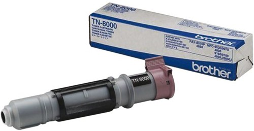 Tonercartridge Brother TN-8000 zwart-2