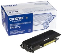 Tonercartridge Brother TN-3170 zwart HC