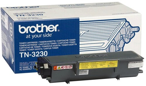 Tonercartridge Brother TN-3230 zwart