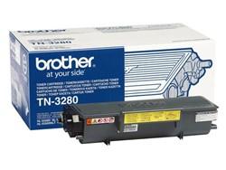 Tonercartridge Brother TN-3280 zwart