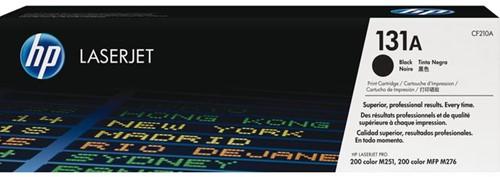 Tonercartridge HP CF210A 131A zwart