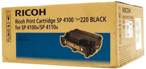 Tonercartridge Ricoh 402810 zwart-2