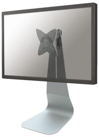 """Monitorstandaard Neomounts D800 10-27"""" zilver"""