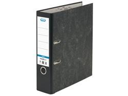 Ordner Elba Smart Original A4 80mm karton zwart gewolkt