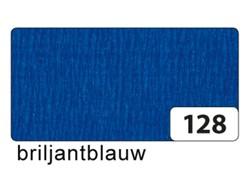 Crepepapier Folia 250x50cm nr128 donkerblauw