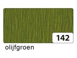 Crepepapier Folia 250x50cm nr142 mosgroen