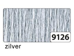 Crepepapier Folia rol 250x50cm nr9126 zilver