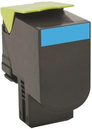 Tonercartridge Lexmark 70C20C0 prebate blauw-2