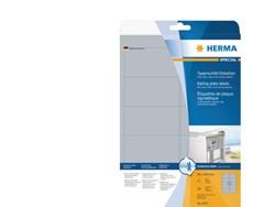 Etiket Herma 4223 96x50.8mm zilver 250stuks