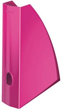 Tijdschriftcassette Leitz WOW roze