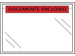 Paklijstenvelop CleverPack zelfklevend bedrukt din-C5 100st