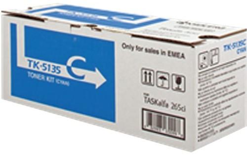 Toner Kyocera TK-5135C blauw