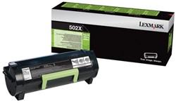 Tonercartridge Lexmark 50F2X00 prebate zwart