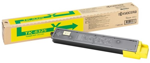 Toner Kyocera TK-8325Y geel