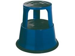 Opstapkruk Desq 42cm metaal blauw