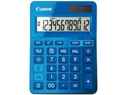 Rekenmachine Canon LS-123K blauw