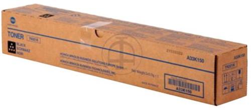 Tonercartridge Minolta TN-321K zwart