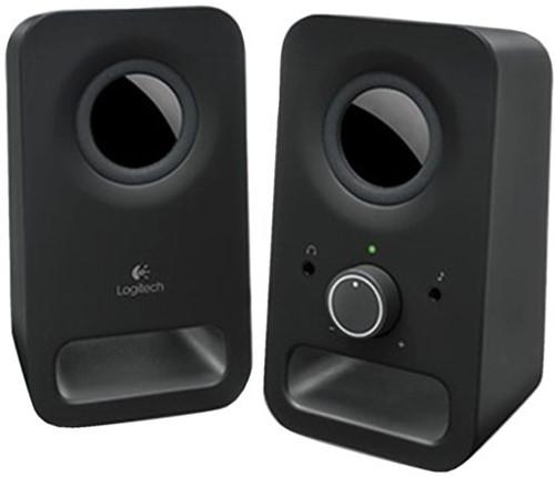 Speakerset Logitech Z150 6W zwart