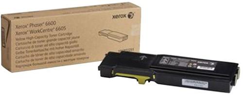Tonercartridge Xerox 106R02231 geel