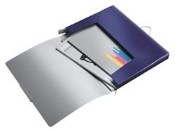Documentenbox  Leitz Style 30mm titaniumblauw
