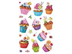 Etiket Herma 3387 cupcakjes