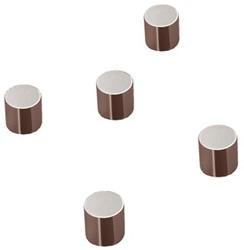 Glasbordmagneet Sigel Artverum 10mm nikkel 5stuks