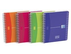 Adresboek Oxford My Colours A6 80vel gelinieerd assorti