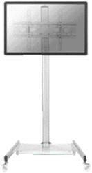 "Monitormeubel Newstar M1600 27-70"" zilvergrijs"
