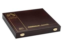 Kleurpotloden Caran d'Ache Prismalo 80stuks houten doos ass