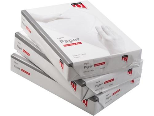 Kopieerpapier Quantore Economy A4 80gr wit 500vel-2